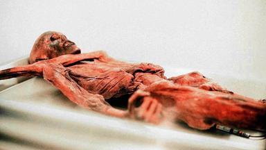 Zdfinfo - Rätselhafte Tote - Der Mann Aus Dem Eis