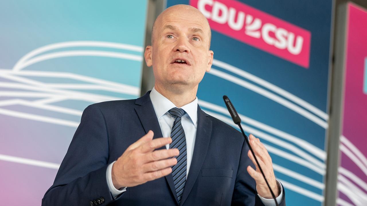 Brinkhaus plädiert für Staatsreform