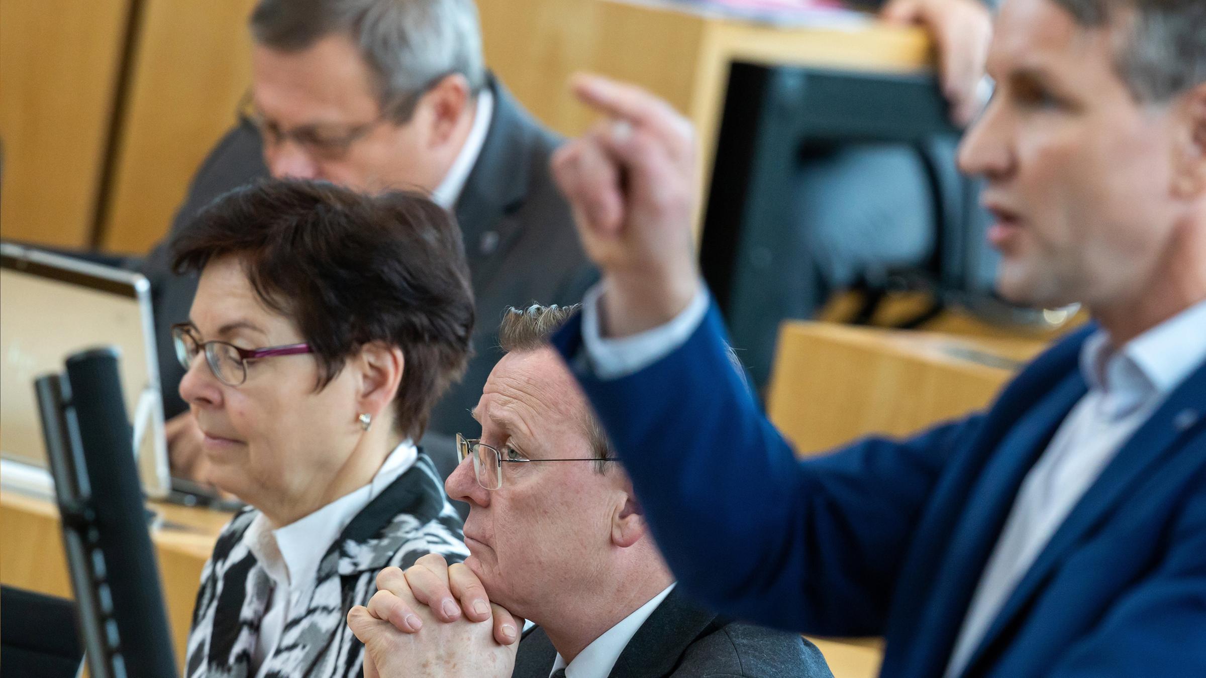 Haldenwang Verfassungsschutz Erwagt Beobachtung Der Afd Zdfheute