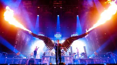 Musik Und Theater - Rammstein: Live From Madison Square Garden
