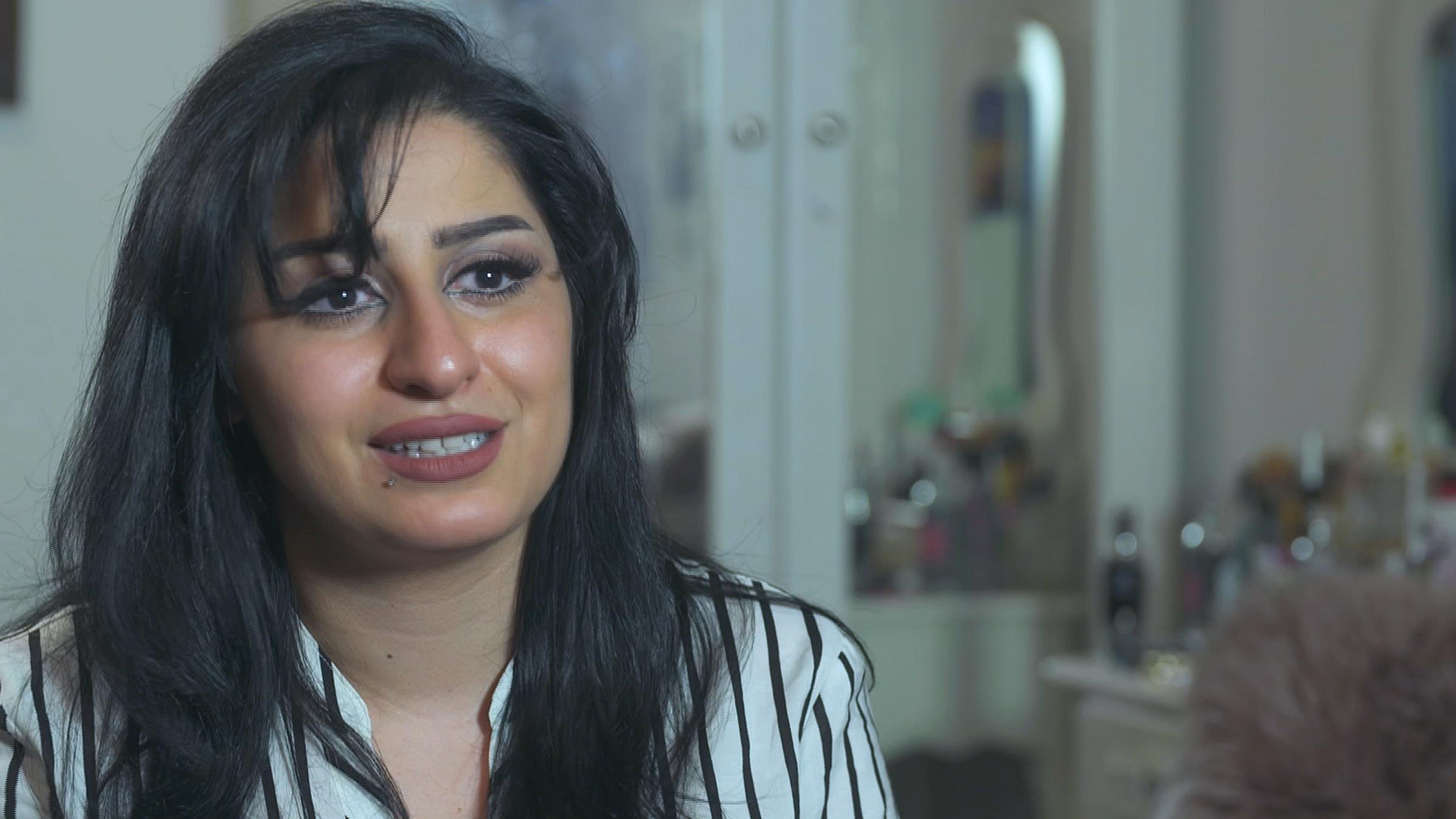 Flucht Nach Deutschland In Saudi Arabien Stehe Ich Auf Einer