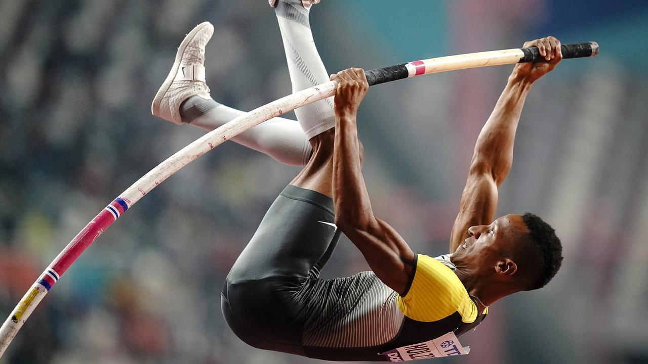 Leichtathletik Wm Stabhochsprung Männer