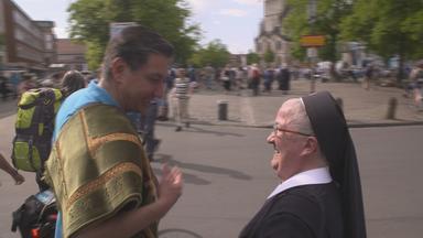 Forum Am Freitag - Als Muslim Auf Dem Katholikentag