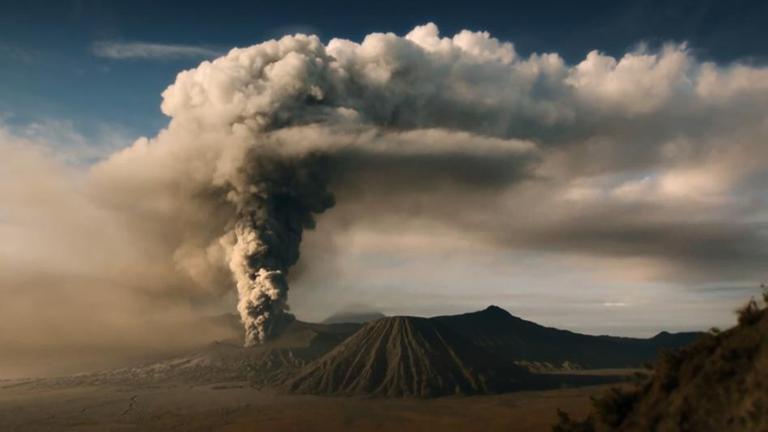 Gefährlichster Vulkan Der Erde