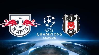 Uefa Champions League - Live Im Zdf - Fußball Champions League: Rb Leipzig - Besiktas Istanbul