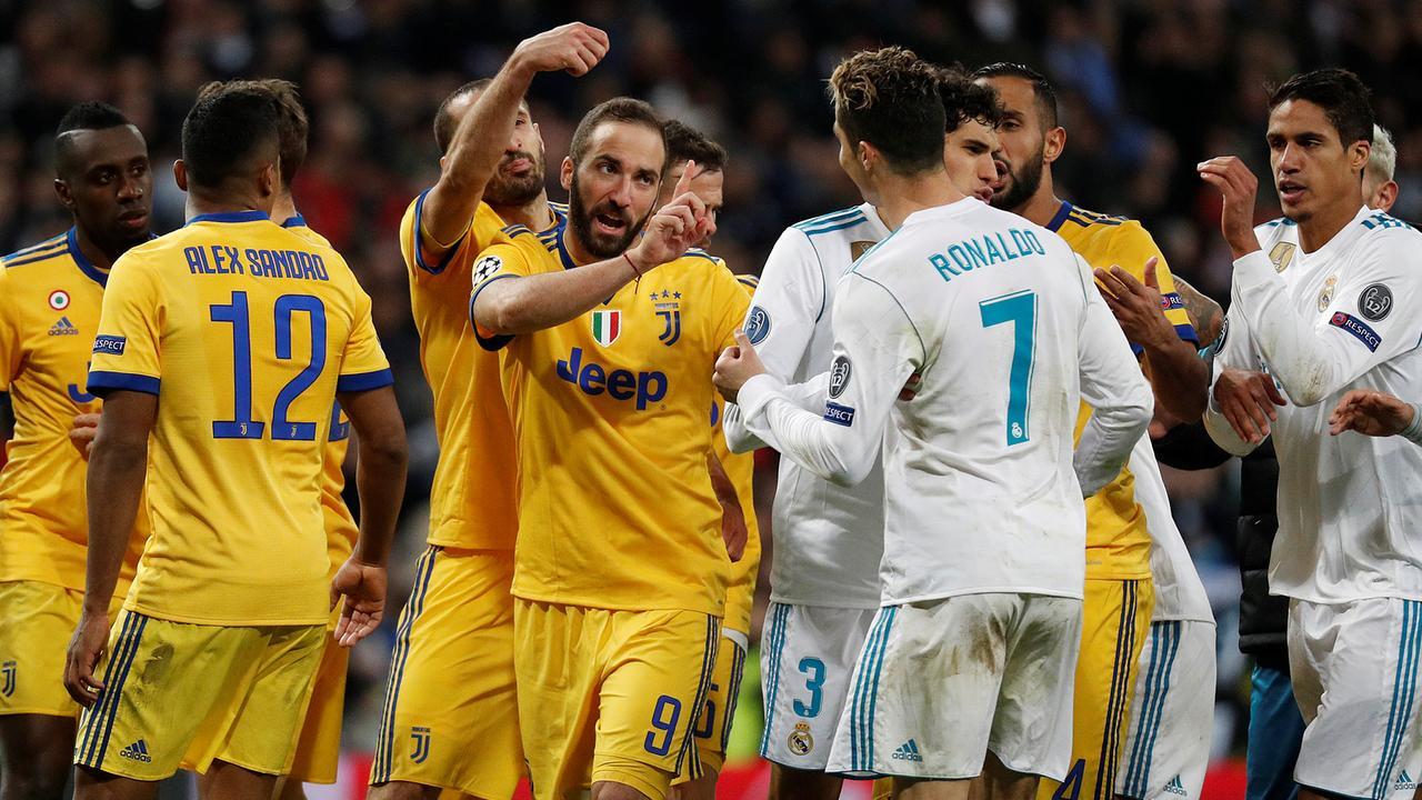 Real Gegen Juventus