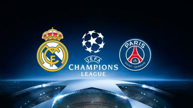 Uefa Champions League - Live Im Zdf - Uefa Champions League: Real Madrid - Paris Sg 14. Februar 2018