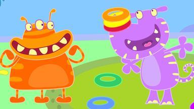 Gut Gebrüllt, Liebe Monster! - Gut Gebrüllt, Liebe Monster: Regenbogenringe