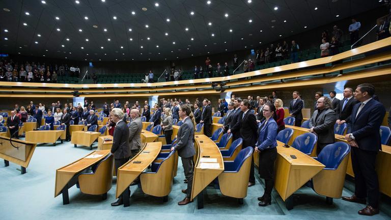 Niederländisches Parlament