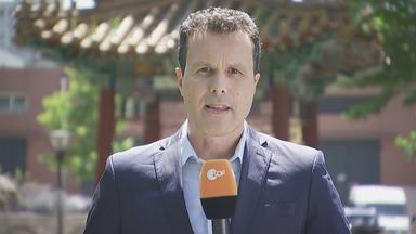 Thomas Reichart in Peking.