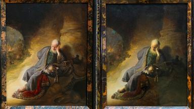 Kulturdokumentation - Das Geheimnis Der Meister - Rembrandts Jeremia