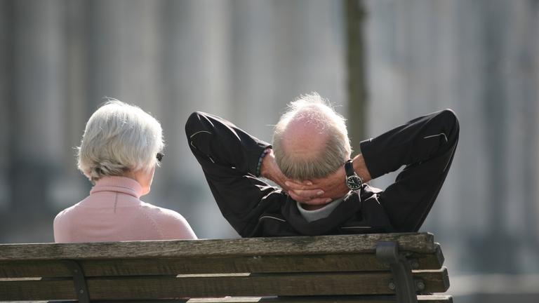 Bundesweit gleiche Renten.