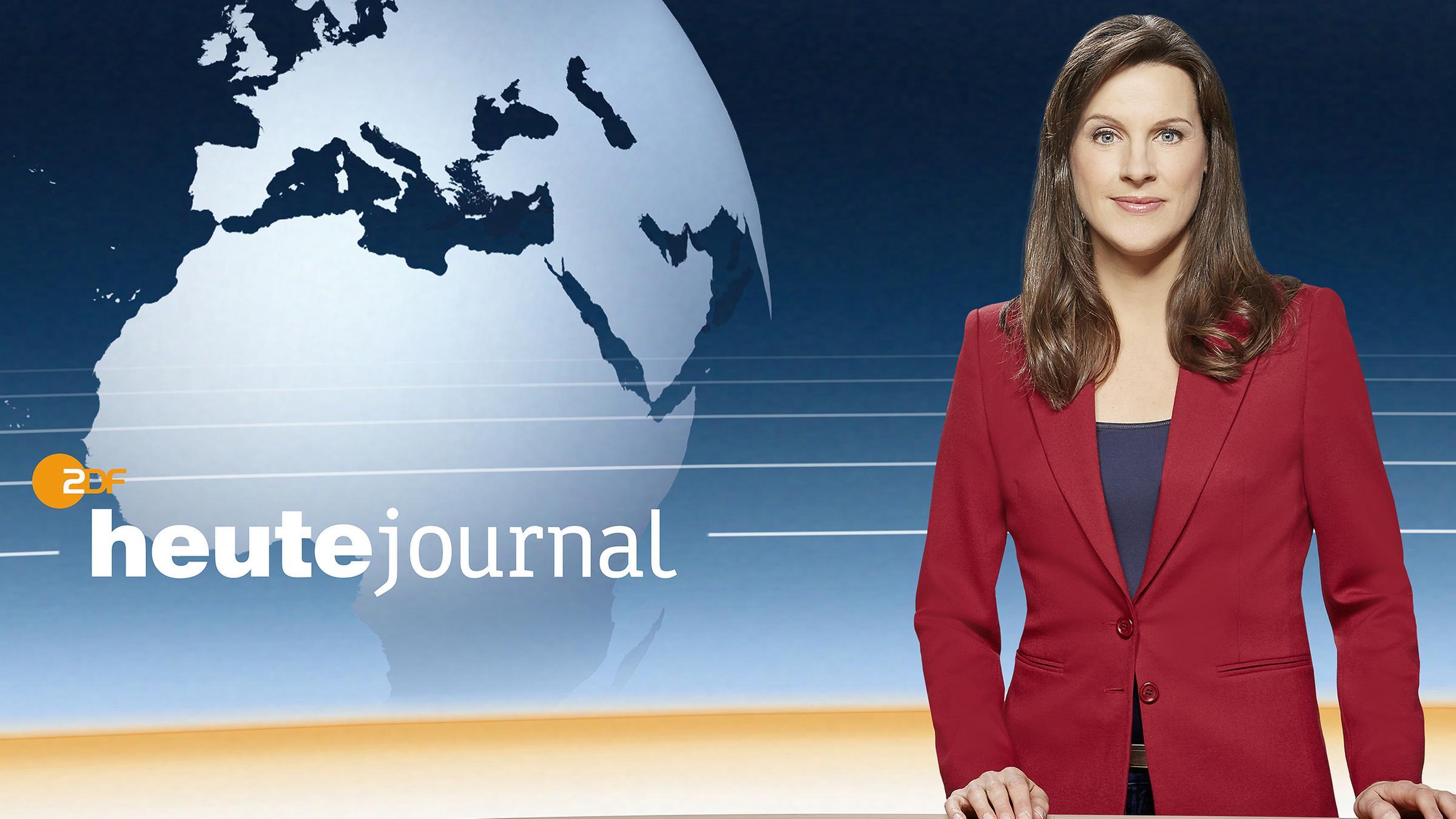 40 Jahre Heute Journal Die Moderatoren Zdfheute