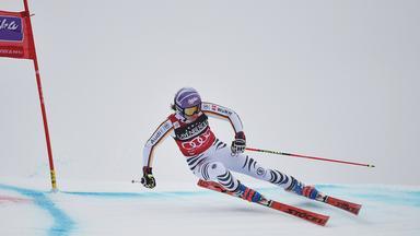 Zdf Sportextra - Sportextra: Riesenslalom Damen, 1. Lauf