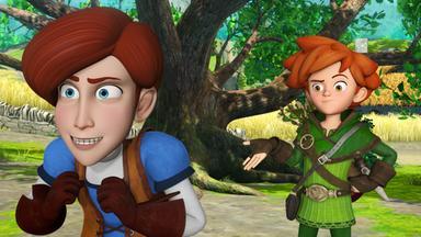 Robin Hood - Schlitzohr Von Sherwood - Robin Hood: Der Trottel