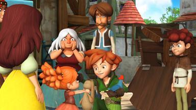 Robin Hood - Schlitzohr Von Sherwood - Robin Hood: Geld Für Waisenkinder
