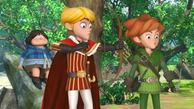 Robin Hood - Schlitzohr Von Sherwood - Robin Hood: Kämpferin Für Gerechtigkeit