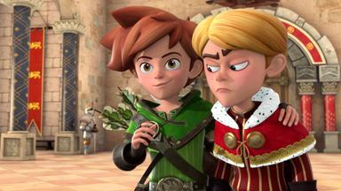 Robin Hood - Schlitzohr Von Sherwood - Robin Hood: Robin Ohne Bogen