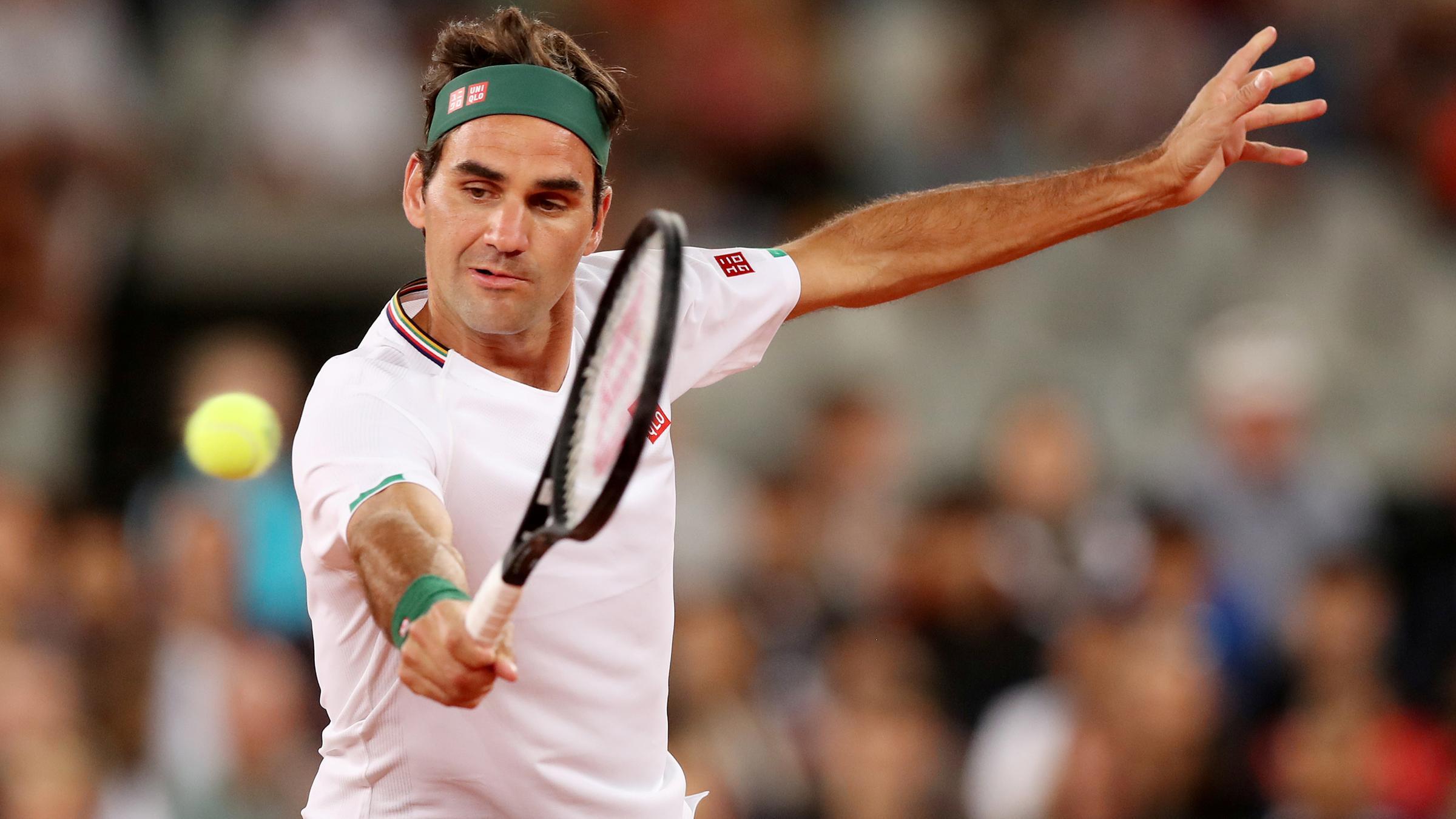 Tennis: Roger Federer beendet Saison - ZDFheute