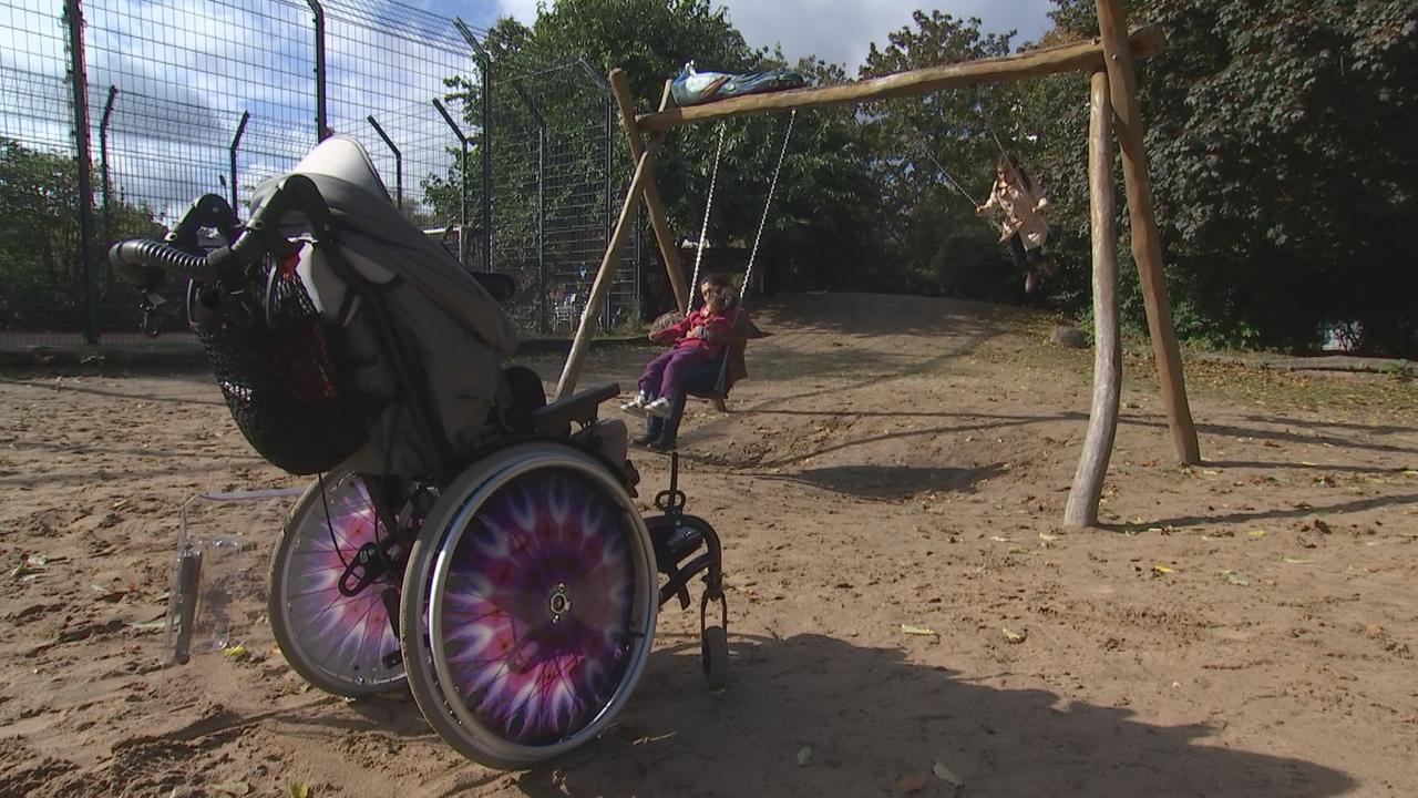 Leben mit einem behinderten kind zdfmediathek for Mit 100 dingen leben