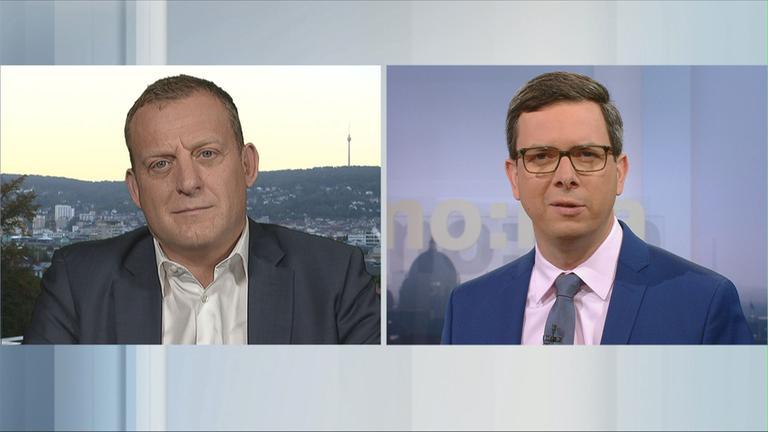 Roman Zitzelsberger (links)