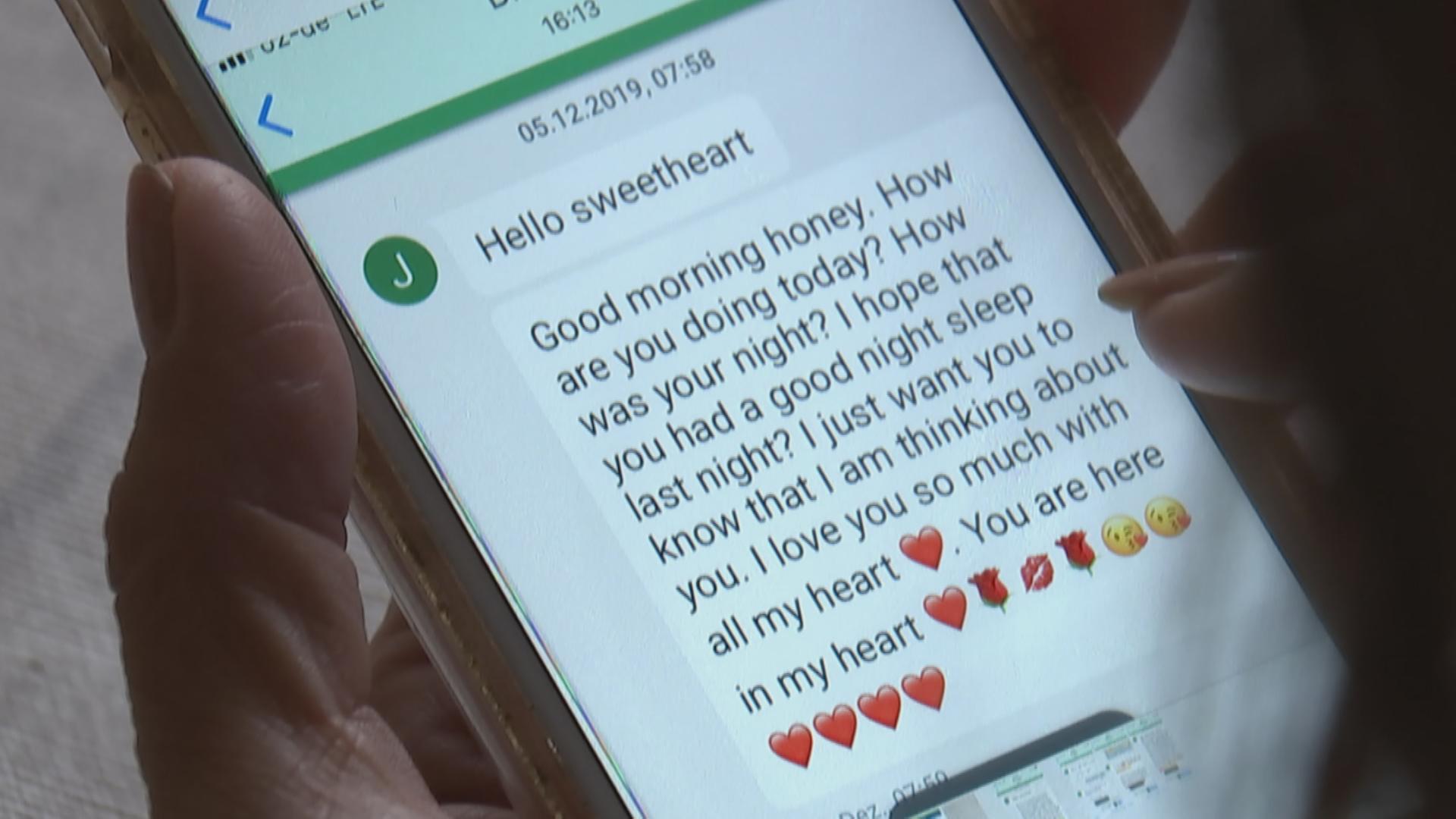 Bilder romance scammer pictures most