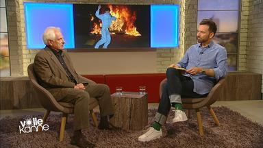 Dietmar Schumann, ehemaliger ZDF-Korrespondent, im Gespräch mit Ingo Nommsen