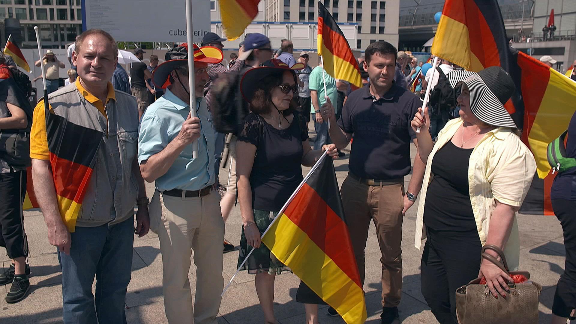 Russlanddeutsche Neue Heimat Afd Zdfmediathek