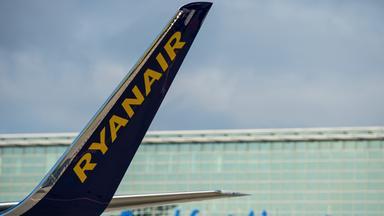 Ryanair Flügel