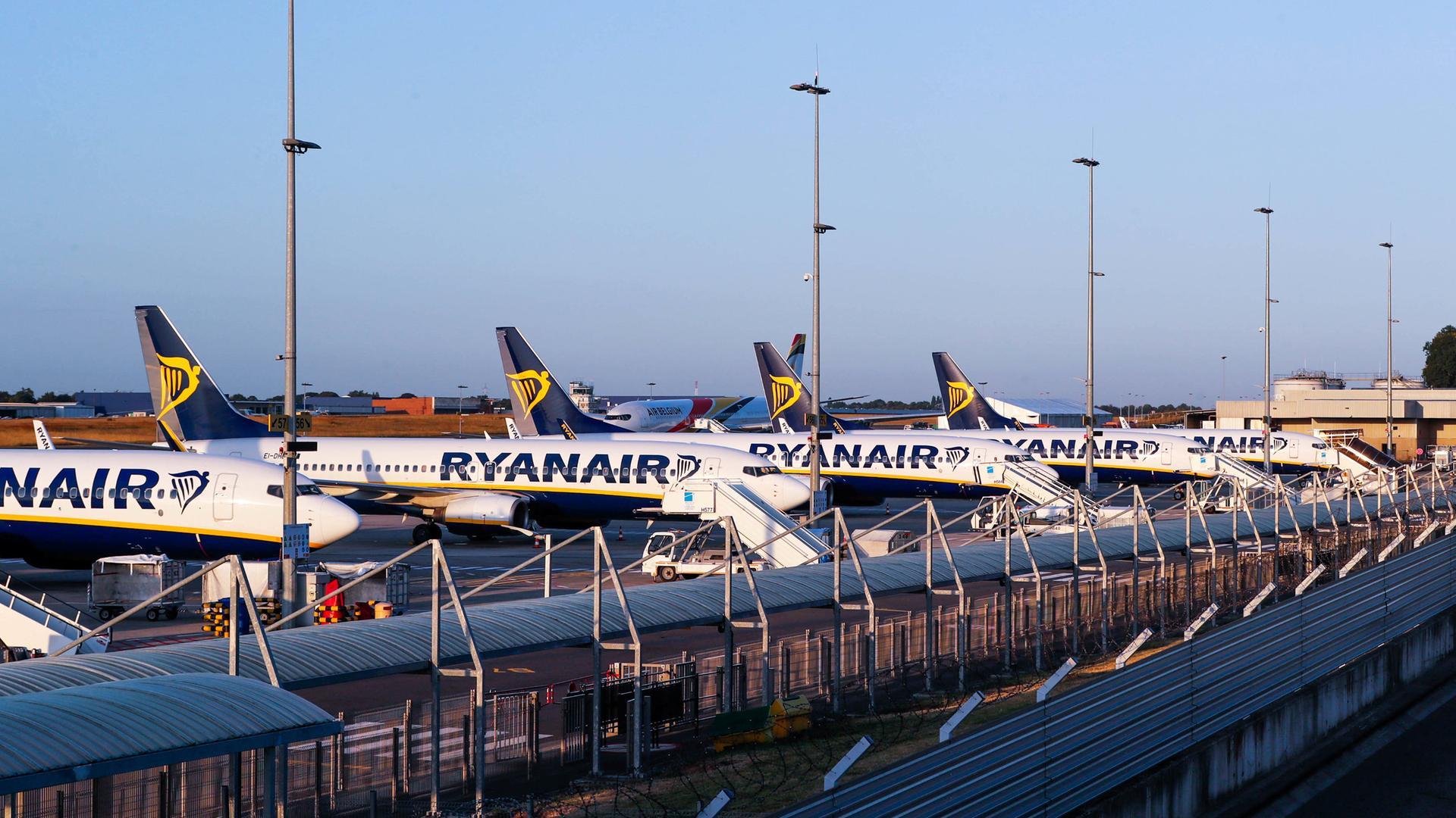 Deutsche Ryanair-Piloten streiken am Mittwoch - ZDFmediathek
