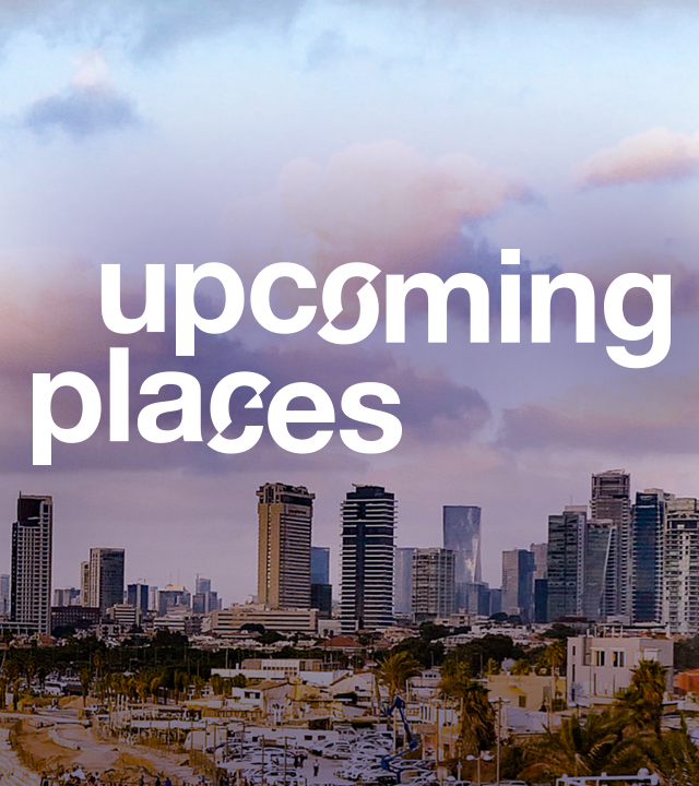 Upcoming Places