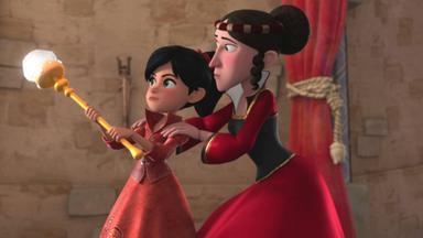 Robin Hood - Schlitzohr Von Sherwood - Robin Hood: Scarlett Und Der Diamant