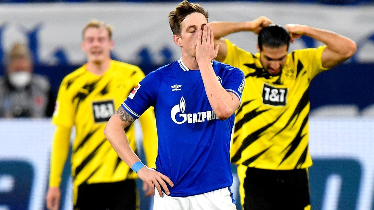 Fußball-Bundesliga: Dortmund deklassiert Schalke - ZDFheute