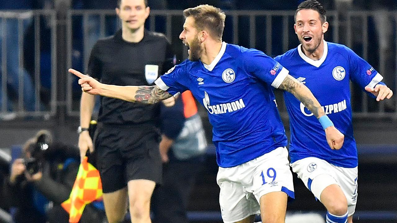 Big Point für Schalke BVB verliert ZDFmediathek