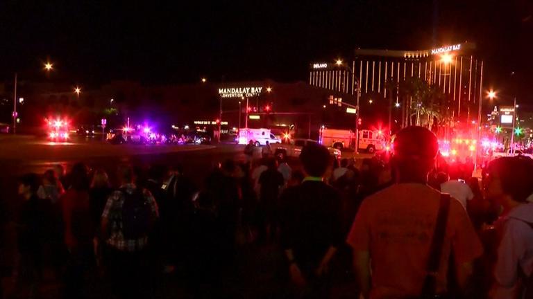 Schießerei in Las Vegas
