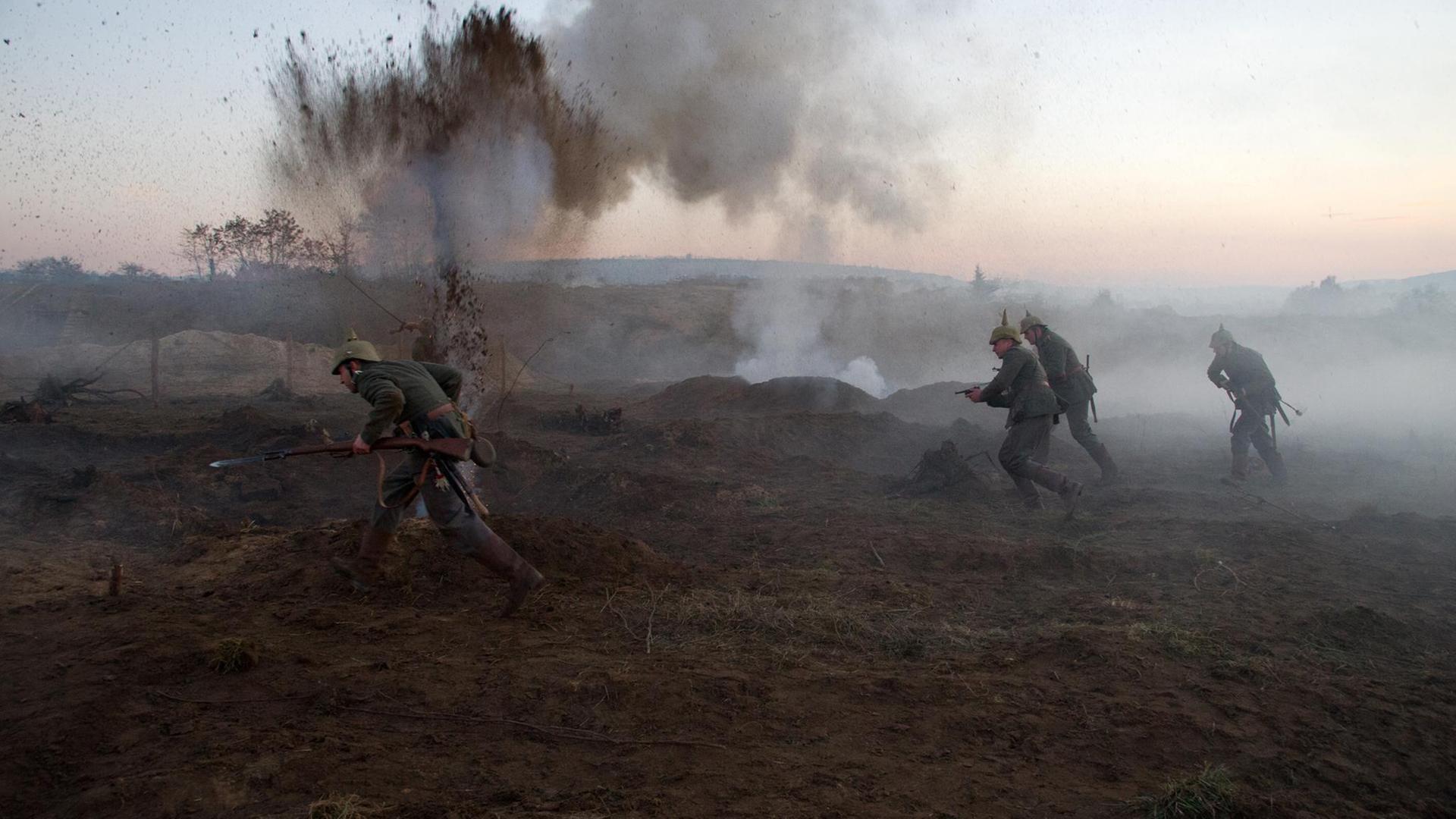 100 Jahre Weltkriegs Ende Ein Milderer Friede Ware Sinnvoller
