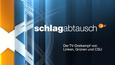 Wahlen Im Zdf - Bundestagswahl - Schlagabtausch - Der Tv-dreikampf Von Linken, Grünen Und Csu