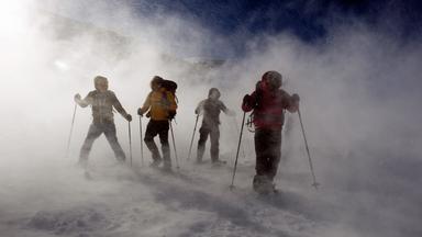 Die Bergretter - Die Bergretter: Schneeblind