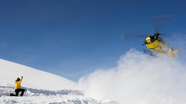 Die Bergretter - Schneeblind (2)