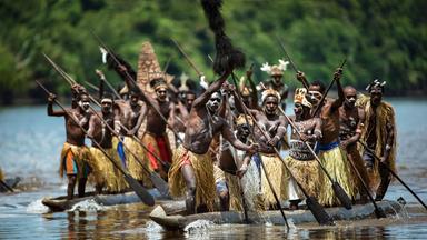 Zdfinfo - Schutzprojekt Erde: Papua