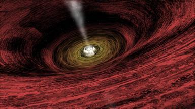 Zdfinfo - Das Universum - Eine Reise Durch Raum Und Zeit: Schwarze Löcher