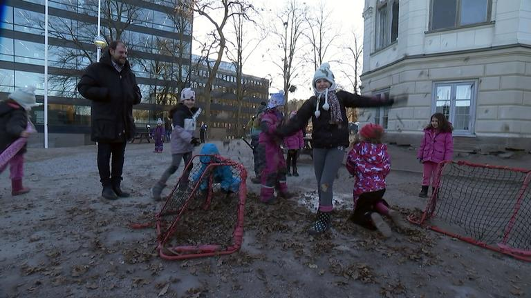 Integration in Schweden