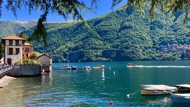 Dokumentation - Seen-sucht Nach Süden - Die Oberitalienischen Seen