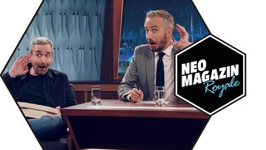 Neo Magazin Royale - Neo Magazin Royale Mit Jan Böhmermann Vom 5. September 2019