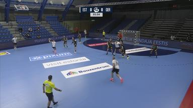 Zdf Sportextra - Handball: Estland - Deutschland Live Im Stream