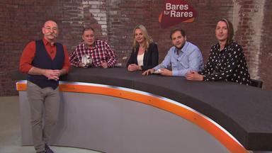 Bares Für Rares - Die Trödel-show Mit Horst Lichter - Bares Für Rares - Lieblingsstücke Vom 16. September 2018