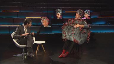 Markus Lanz interviewt das Virus