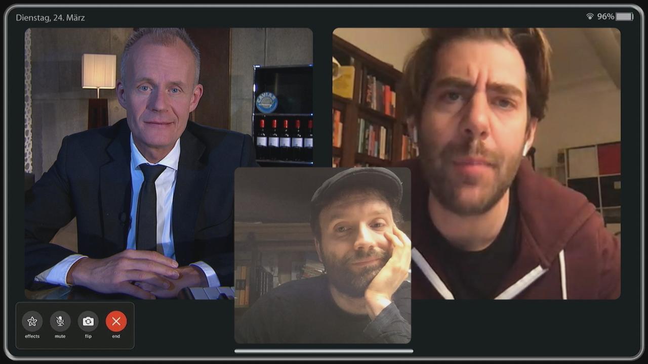 Marc-Uwe Kling: Känguru-Chroniken-Kurzfilm