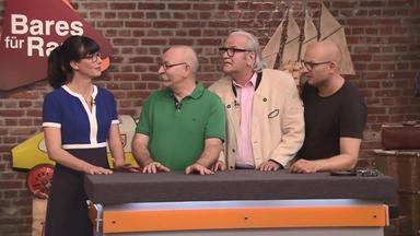 Bares Für Rares - Die Trödel-show Mit Horst Lichter - Bares Für Rares Vom 27. Oktober 2018 (wdh. Vom 7.8.2016)
