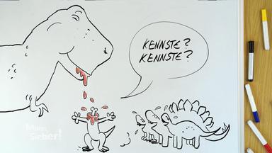 """Mann, Sieber! – """"Draw our Life – Humor in Zeiten der Krise"""""""